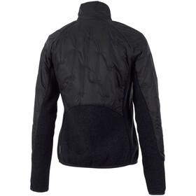 Maloja W's WallomaM. Hybrid Fleece Jacket charcoal